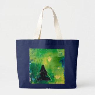 Grand Tote Bag Éléphant Fourre-tout de Namaste