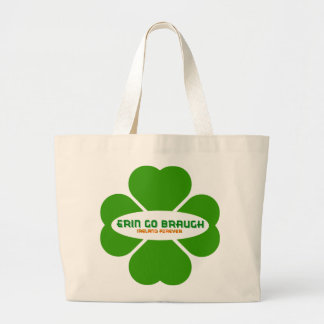 Grand Tote Bag Erin vont Braugh Irlande pour toujours