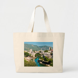Grand Tote Bag Été à Mostar