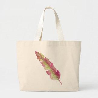 Grand Tote Bag Faites varier le pas, dentelez et verdissez - du