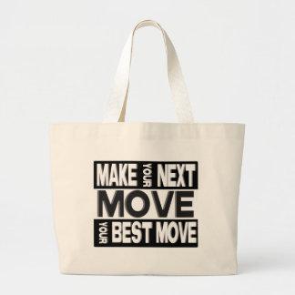 Grand Tote Bag faites votre prochaine étape