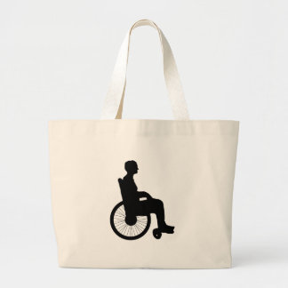 Grand Tote Bag Fauteuil roulant