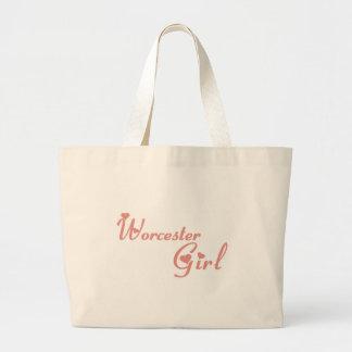 Grand Tote Bag Fille de Worcester