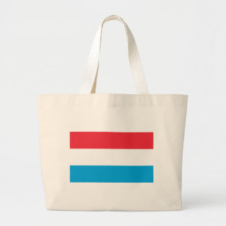 Grand Tote Bag Flag_of_Luxembourg