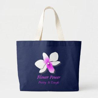 Grand Tote Bag Flower power