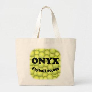 Grand Tote Bag Flyball, éléphant Fourre-tout d'ONYX