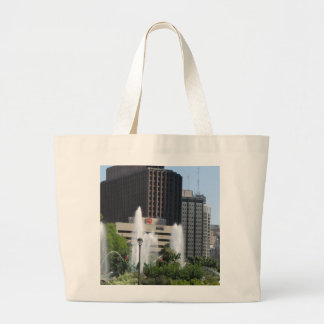 Grand Tote Bag Fontaine à Philadelphie
