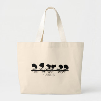 Grand Tote Bag Fourmis Cancun de Leafcutter