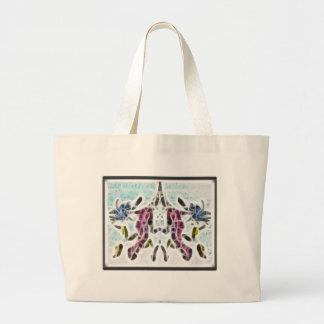 Grand Tote Bag Fractale de Rors Dix