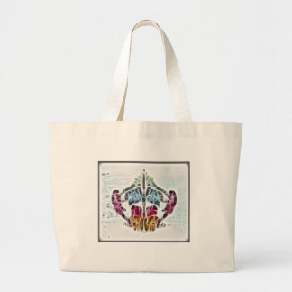 Grand Tote Bag Fractale de Rors huit