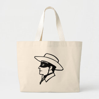 Grand Tote Bag Garde forestière solitaire