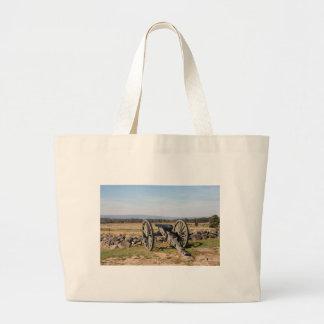 Grand Tote Bag Gettysburg : Une vue de la charge de Pickett