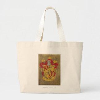 Grand Tote Bag Harry Potter | Gryffindor - rétro crête de Chambre
