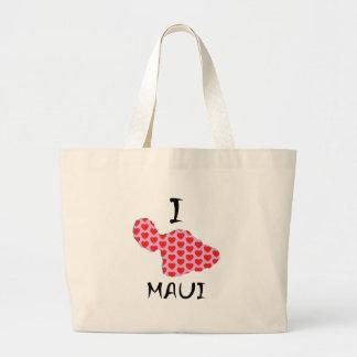 Grand Tote Bag I coeur Maui