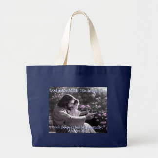 Grand Tote Bag Image de dieux