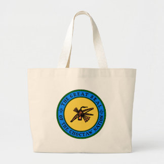 Grand Tote Bag Joint de Choctaw