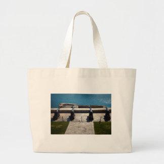 Grand Tote Bag La batterie de salutation