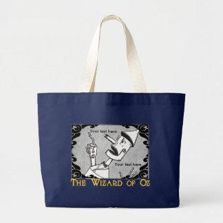 Grand Tote Bag La personnaliser d'homme de bidon il !