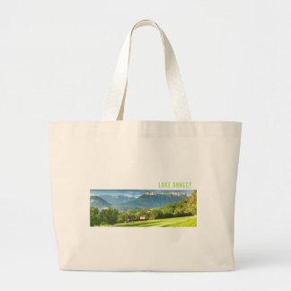 Grand Tote Bag Lac Annecy