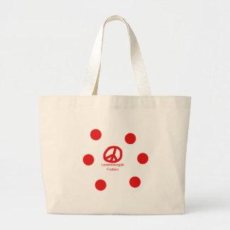 Grand Tote Bag Langue et conception luxembourgeoises de symbole