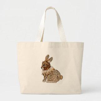 Grand Tote Bag Lapin
