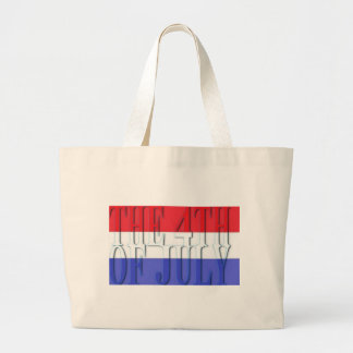 Grand Tote Bag Le 4 juillet