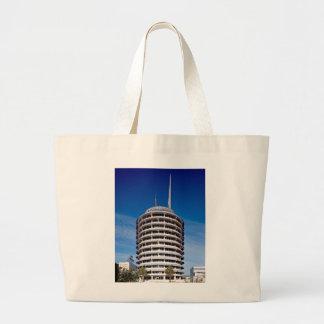 Grand Tote Bag Le capitol enregistre Hollywood Boulevard