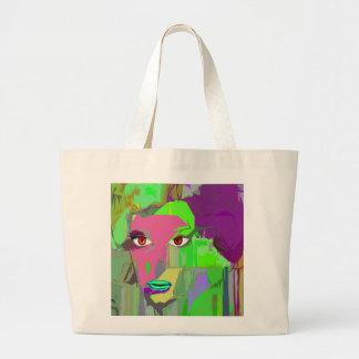 Grand Tote Bag Le visage