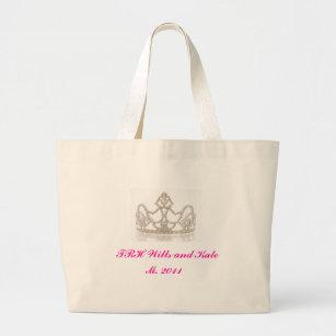 Grand Tote Bag Leurs volontés d'altesses et Kate royaux, M. 2011