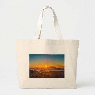 Grand Tote Bag Lever de soleil