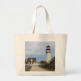 Grand Tote Bag Lumière de Cape Cod