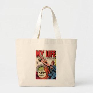 Grand Tote Bag Ma vie