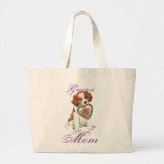 Grand Tote Bag Maman de coeur de Kooiker