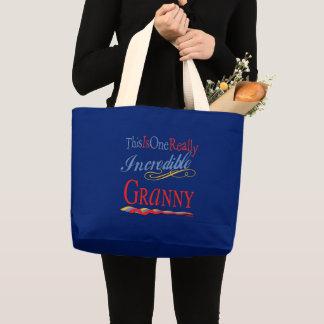 Grand Tote Bag Mamie incroyable
