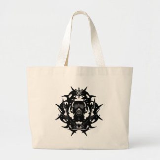 Grand Tote Bag Masque de gaz