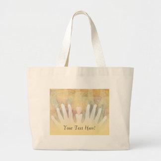 Grand Tote Bag Massage curatif de mains