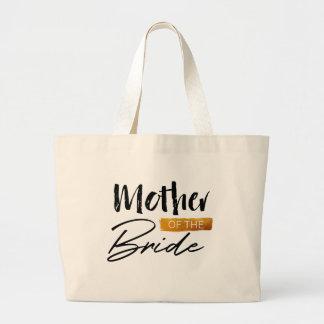 Grand Tote Bag Mère de la jeune mariée