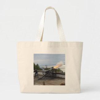 Grand Tote Bag Mise à feu de Canon