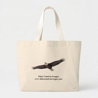 Grand Tote Bag Montée d'Eagle chauve