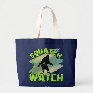 Grand Tote Bag Montre de Squatch