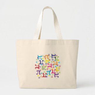 Grand Tote Bag Morceau de pi