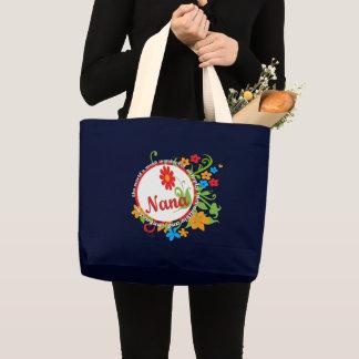 Grand Tote Bag Nana fantastique