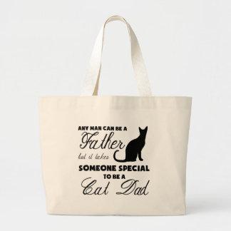 Grand Tote Bag N'importe quel homme peut être un père