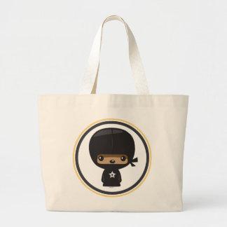 Grand Tote Bag Ninja Fourre-tout