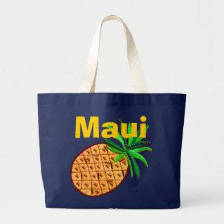 Grand Tote Bag Or Hawaï de Maui