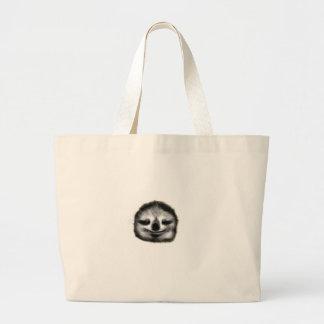 Grand Tote Bag paresse souriante