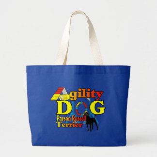 Grand Tote Bag Parson_Russell_Terrier_Agility