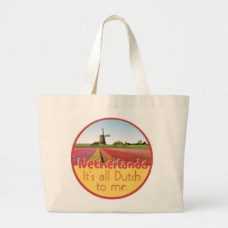 GRAND TOTE BAG PAYS-BAS