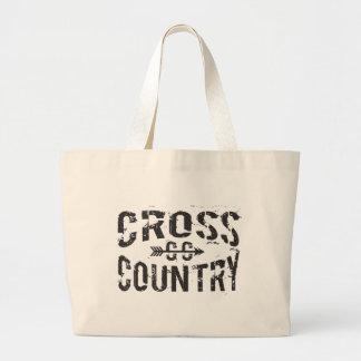 Grand Tote Bag Pays croisé