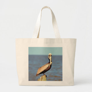 Grand Tote Bag Pélican 4.jpg de la Louisiane Brown